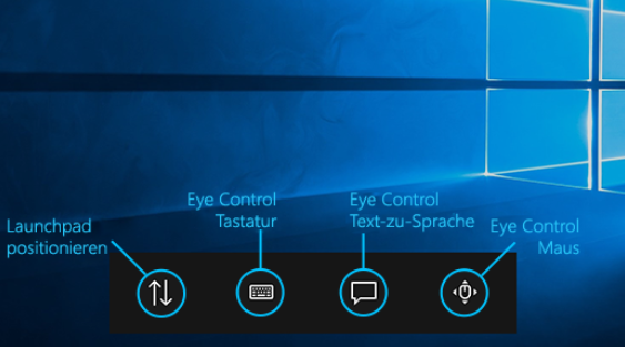 Launchpad in Windows 10